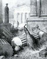 Басня Павлин, жалующийся Юноне