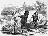 Иллюстрация к басне Карман
