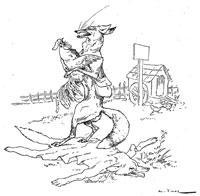 Волк и Лиса (де Вимар)