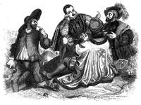 Купец, Дворянин, Пастух и Королевский Сын (Гранвиль)