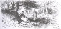 Демокрит и Абдериты (Г. Доре)