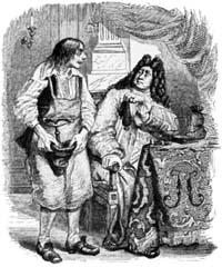 Откупщик и Сапожник (Гранвиль)