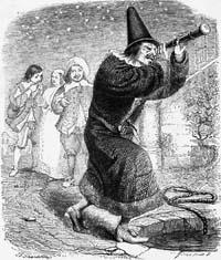 Астролог, упавший в колодец (Гранвиль)