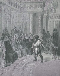 Крестьянин с Дуная (Г. Доре)