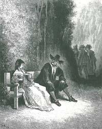 Разборчивая Невеста (Г. Доре)