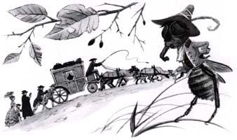 Муха и Дорожные