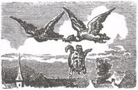 Черепаха и две Утки (К. Жирарде)
