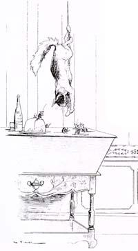 Кот и старая Крыса (Вимар)
