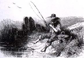 Рыбак и Рыбка (Ж. Давид)