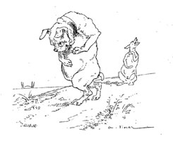Собаки и ослиная Туша (де Вимар)