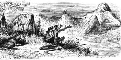 Гора в родах (Г. Доре)