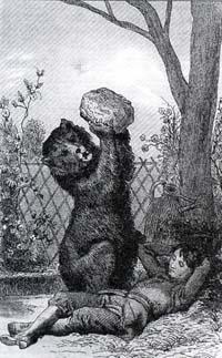 Пустынник и Медведь (Дезандр)