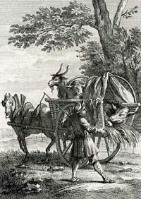 Ягненок и Поросенок (Удри)