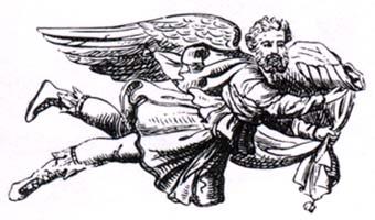 Бог Северного ветра Борей