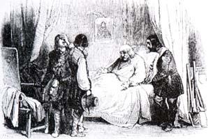 Земледелец и его Сыновья (Ж. Давид)