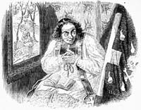 Священник и Покойник (Гранвиль)