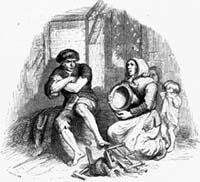Члены тела и Желудок (Гранвиль)