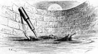 Астролог, упавший в колодец (Г. Доре)