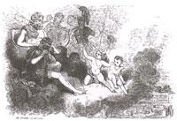 Боги и Зевесов Сын (Ж. Давид)