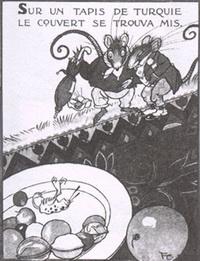 Городская и полевая Крысы (Ф. Лорио)