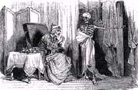 Смерть и Умирающий (Ж. Давид)