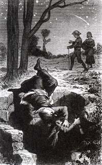 Астролог, упавший в колодец (Дезандр)