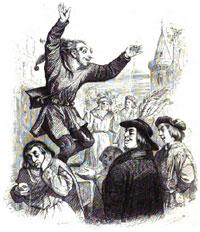 Безумный Продавец мудрости (Гранвиль)