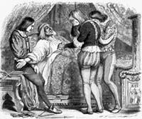 Старик и его Сыновья (Гранвиль)