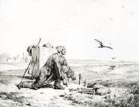 Птицелов, Ястреб и Жаворонок