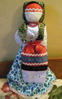Кукла. Русская народная игрушка