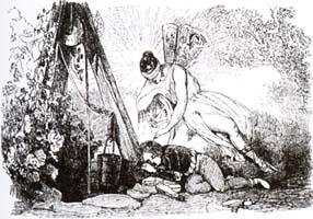 Фортуна и Дитя (Ж. Давид)