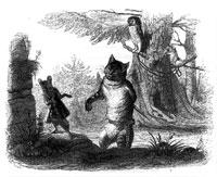 Кошка и Мышь (Гранвиль)