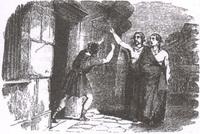 Предостережение Богов Симониду (Ж. Давид)