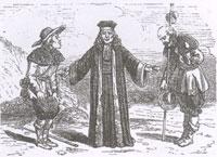 Школьник, Наставник и Хозяин сада (Адамард)