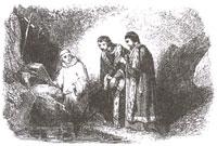 Третейский Судья, Брат Милосердия и Пустынник (Ж. Давид)