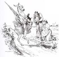 Осел со священной ношей (Вимар)