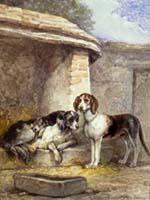 Две Собаки (А. Делире)
