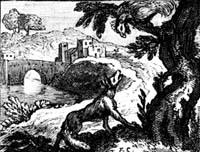 Петух и Лиса (Ф. Шово)