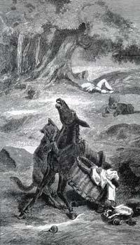 Осел и Собака (Е. Ламберт)