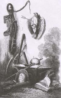 Птица, раненая стрелой (Е. Ламберт)