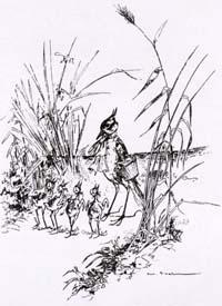 Жаворонок с Птенцами и Землевладелец (Вимар)