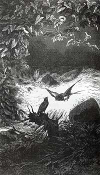 Филомела и Прокна (Е. Ламберт)