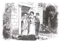 Дафнис и Алцимадура (Ж. Давид)