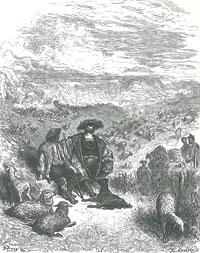 Пастух и Король (Г. Доре)