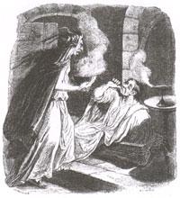 Пьяница и его жена (Гранвиль)