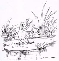 Лягушки, просящие Царя (Вимар)