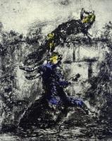 Иллюстрация к басне Козел и Лисица