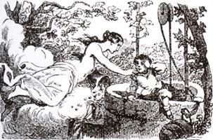 Фортуна и Дитя (К. Жирарде)