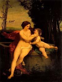 Фортуна и Дитя (П. Бодри)