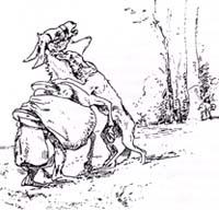 Осел и Собака (Вимар)